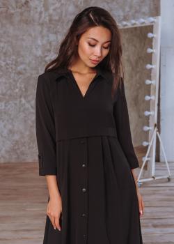 Платье Тори цвет черный