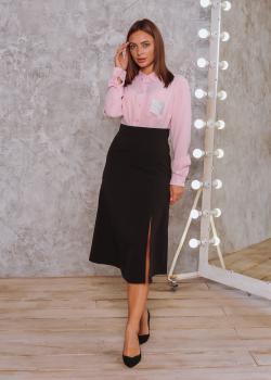 Женская юбка Уля черная