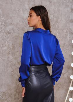 Рубашка Анна цвет синий