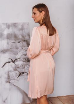 Платье Ирис нежно-персиковое
