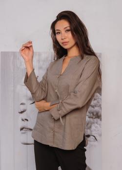 Блузка Ярина песочная