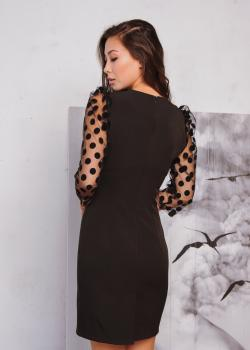 Платье Жаклин черное