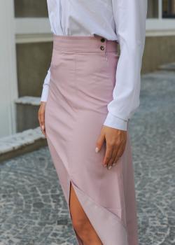 Женская юбка Уля бежевая
