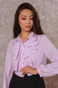 Женская блузка Элла лиловая