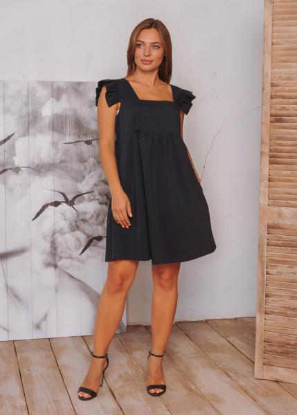 Платье Заря чёрное