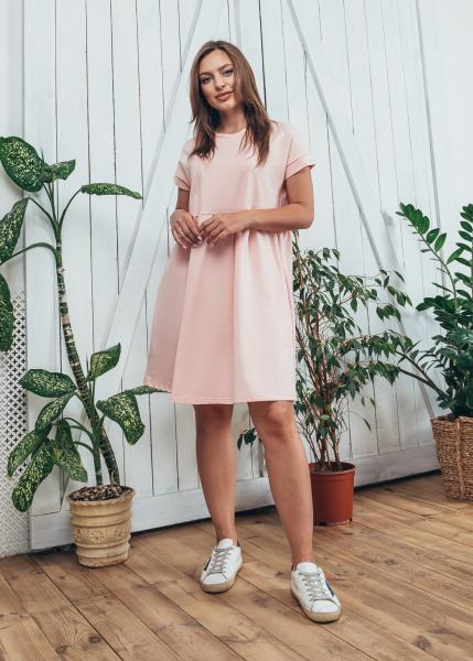 Женское платье Жасмин цвет кремовый