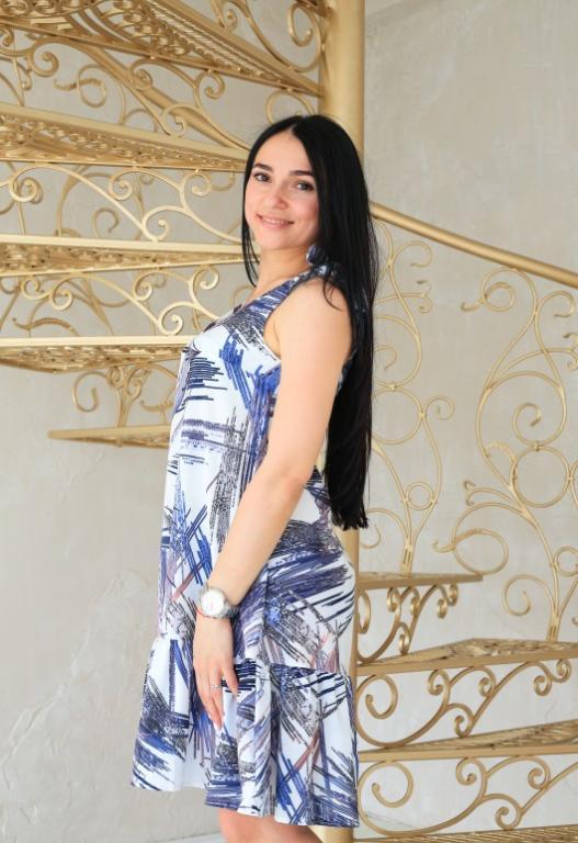 Платье-сарафан Стефа Дизайн